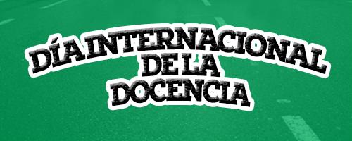 COMUNICADO 5-O DÍA INTERNACIONAL DE LA DOCENCIA