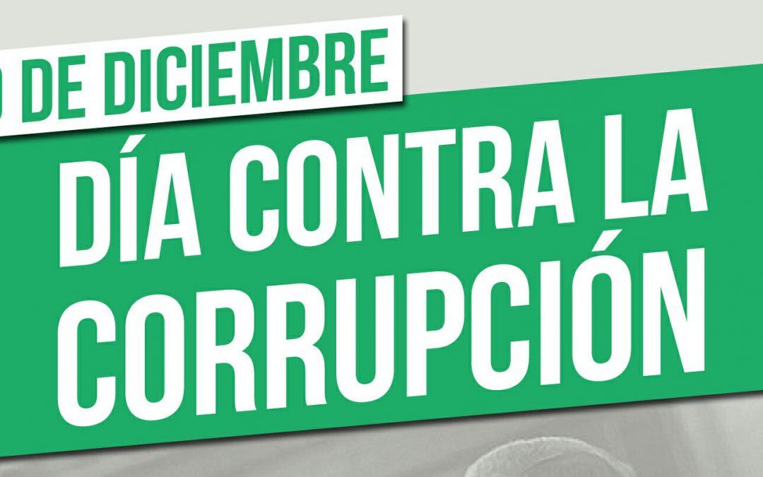 9 D. Día contra la corrupción
