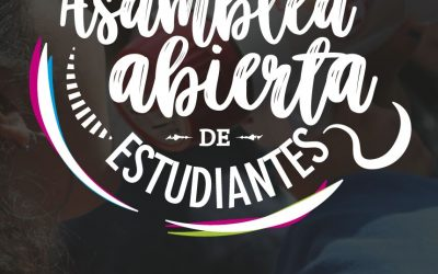 Asamblea abierta de estudiantes